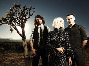 The Joy Formidable's first full-length album, The Big Roar, will be released in the U.S. on March 15.