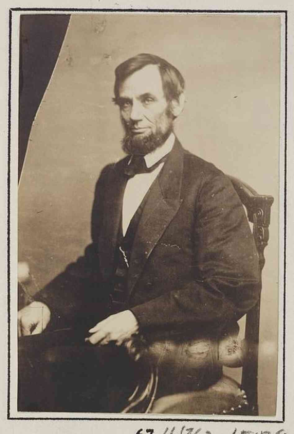 Honest Abe Reminds Us Of The Power Of Words Npr