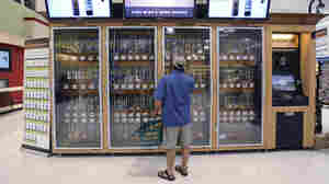 Vending Machines Make Gains As Retail Jobs Drop