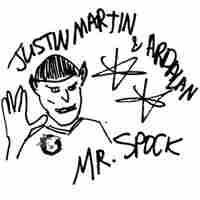 Justin Martin cover