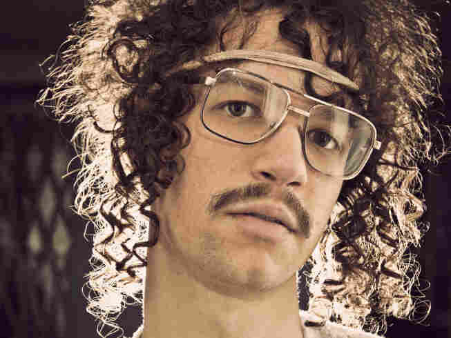 """For all its goofiness, Darwin Deez's """"Radar Detector"""" exudes a sense of optimism untouched by irony."""