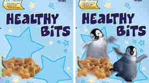 Cartoon Characters Neutralize Healthful Cereal Messages