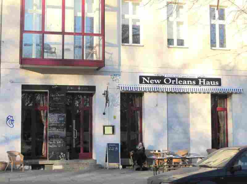 39 new orleans haus 39 bringing louisiana food culture to berlin npr. Black Bedroom Furniture Sets. Home Design Ideas