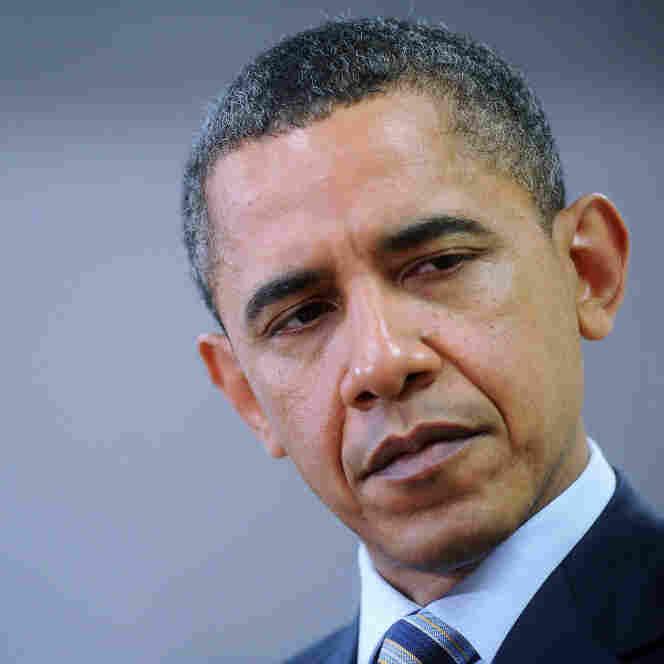 Obama: U.S. Considering 'Military Options' In Libya