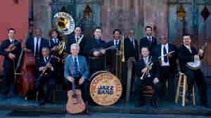 Where Bluegrass Meets New Orleans Jazz