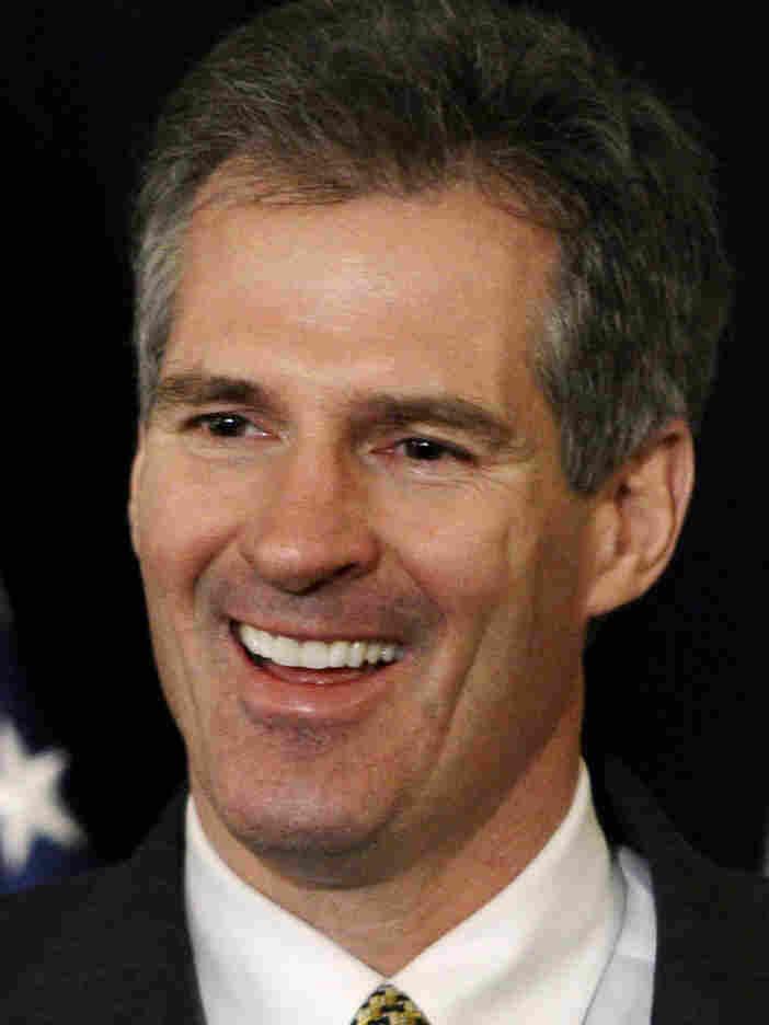 Sen. Scott Brown, Jan. 2010.