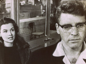 The formidable Burt Lancaster stars as J.J. Hunsecker, an influential newspaper columnist, in the 1957 classic Sweet Smell of Success.
