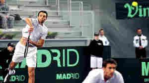 New World Record: Tennis Serve Clocked At 156 mph