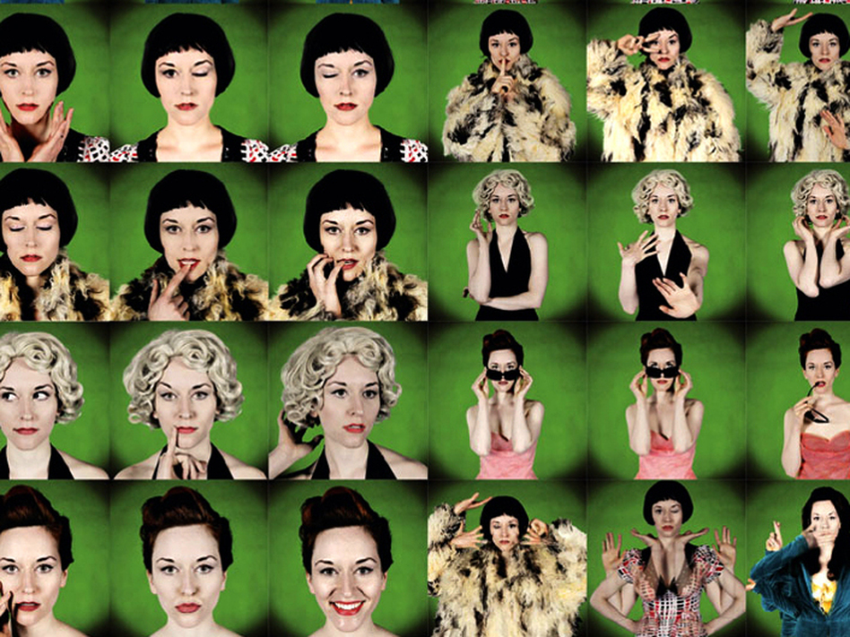 Amy Walker, an expert on accents, is featured on a new 45 on Third Man Records.