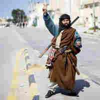 Fighters In Libya's West Mostly Cut Off From Outside