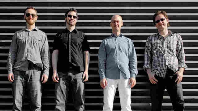 The Dymaxion Quartet.