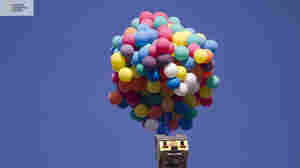 VIDEO: Just Like In 'Up', House Floats Into Sky Under 300 Balloons