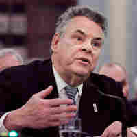 House Homeland Security Chairman Peter King (R-NY), shown on Capitol Hill in February, will preside over a hearing Thursday on radicalization among American Muslims. King says the hearing is necessary to investigate homegrown terrorism. Critics say he has an agenda.