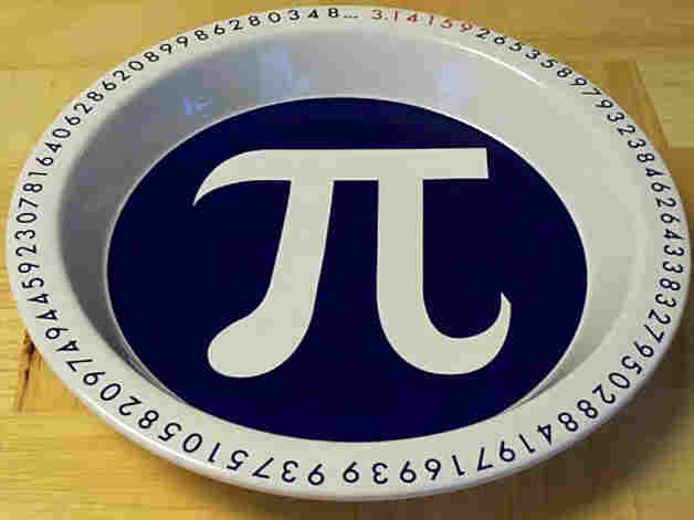 Pi plates, T-shirts and other retail items are helping Pi Day supporters take their math-themed celebration mainstream.