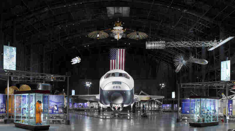 The Smithsonian Institution's National Air and Space Museum will likely be receiving the space shuttle Discovery, replacing Enterprise, which is currently on display at the museum. Enterprise, which was not built to fly, will be moved to another museum.