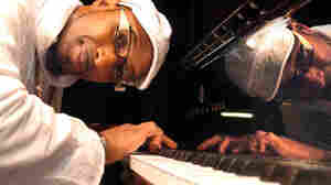 The Afro-Cuban jazz pianist takes a serene approach on his new CD, Calma.