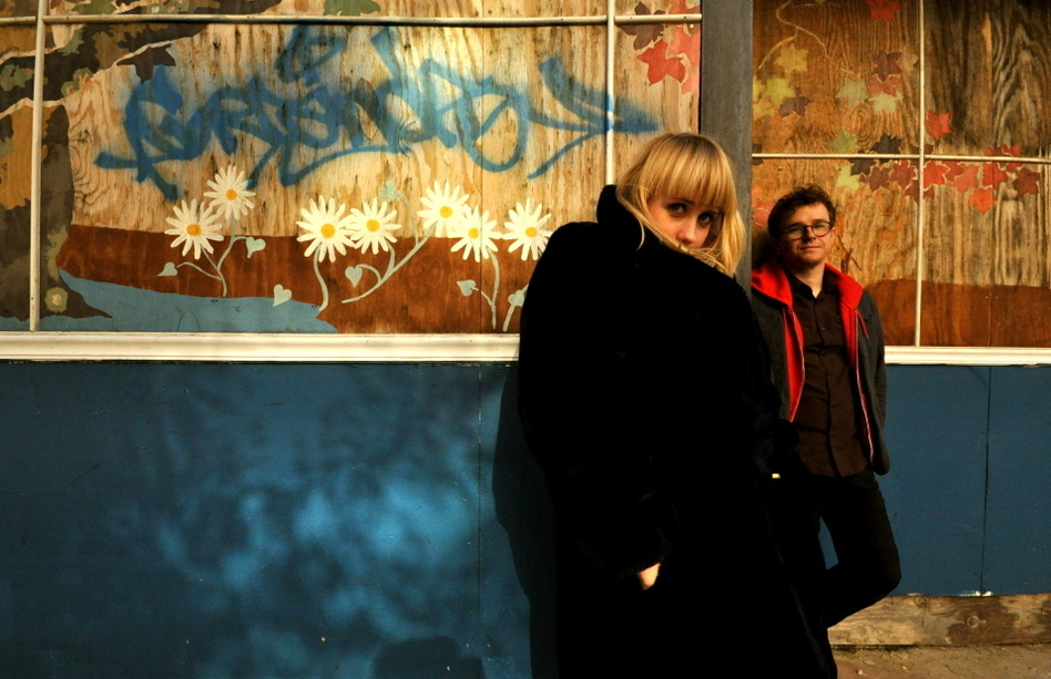 Jenn Wasner and Andy Stack of Wye Oak
