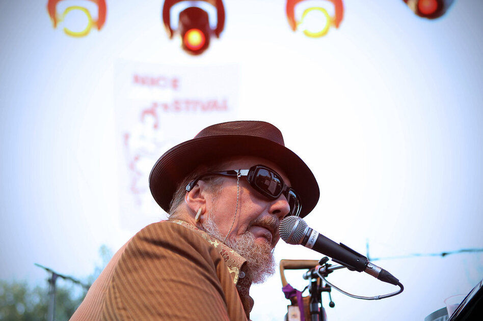 Recorded in 1972, Dr. John's Gumbo remains a cornerstone of New Orleans music. He performs during the Nice Jazz Festival in 2010.  (Getty Images)