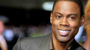 Chris Rock's movie roles have encompassed everything from Playboy Mansion Valet (in 1987's Beverly Hills Cop II) to presidential candidate Mays Gilliam in 2003's Head of State.