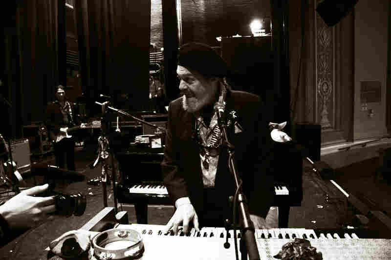 "A gunshot injury to his left ring finger hindered his career, causing him to switch to the organ and piano. Throughout the 1960s, pursuing a solo career, he gained fame as ""Dr. John The Night Tripper."""