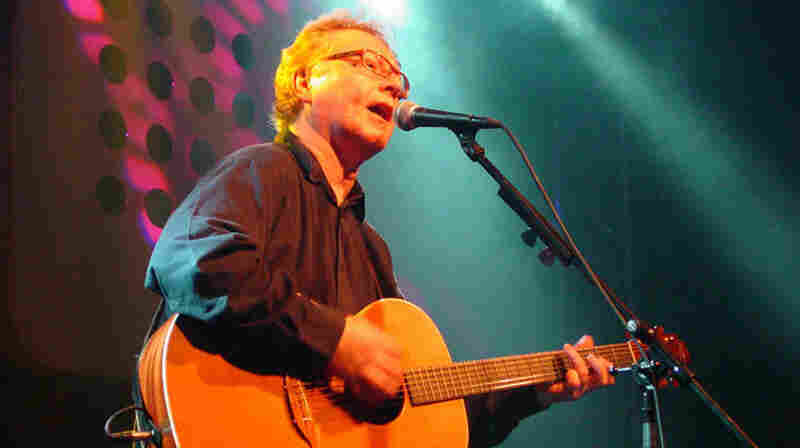 Paul Brady, Tommy Sands, Christy Moore And Luka Bloom On Mountain Stage