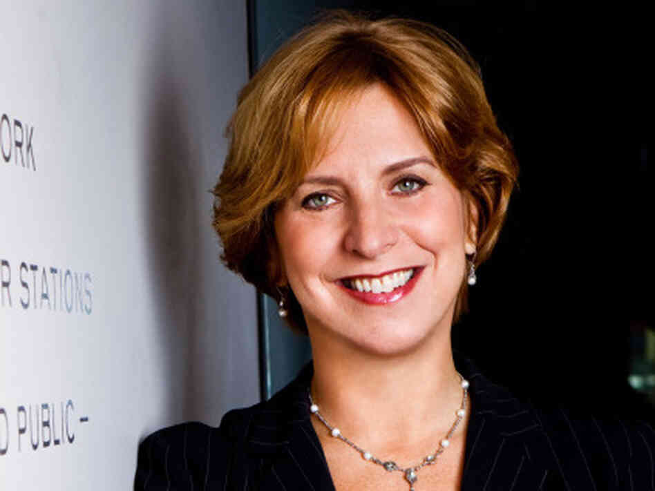 NPR's Board of Directors accepted Vivian Schiller's resignation on Wednesday.