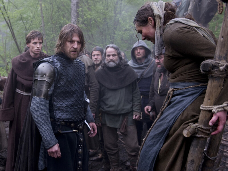 Movie Review - 'Black Death' - A Dark Ages Drama With More Than One Plague  : NPR