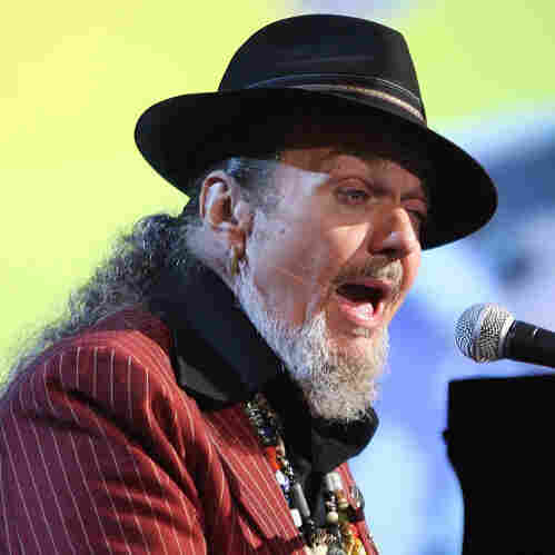 Dr. John: A New Orleans Legend In The Hall Of Fame