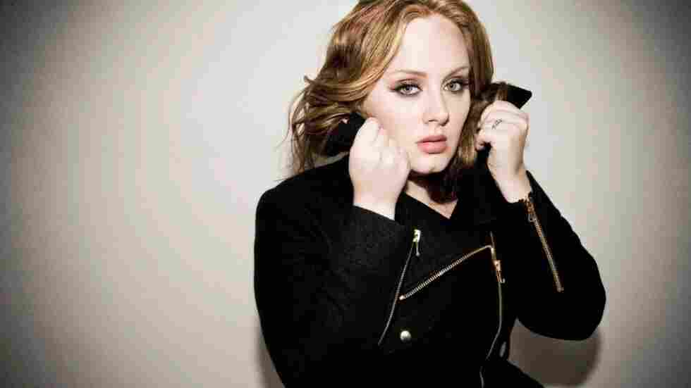 Adele recently performed on World Cafe.