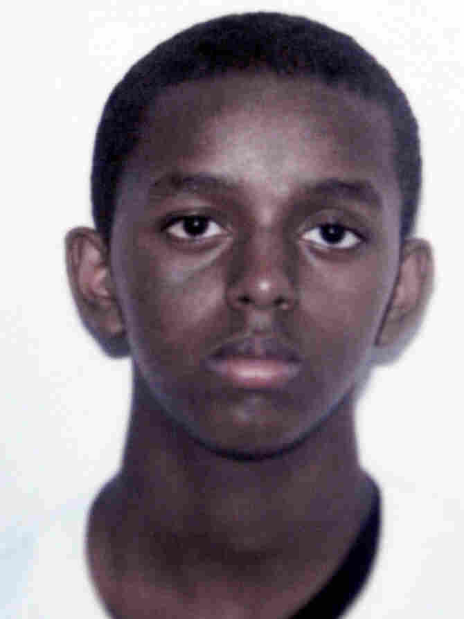 An undated photo of Burhan Hassan, released by the Hassan family. The Somali-American teen was found dead two years ago in Somalia. The FBI believes he was recruited and radicalized in the U.S. by people linked to the al-Shabab militia group.