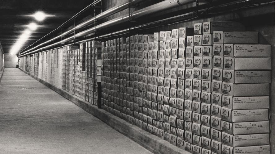 The Secret Bunker Congress That Never Used Npr