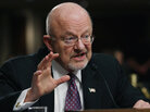 Director of National Intelligence, James Clapper, March 10, 2011.