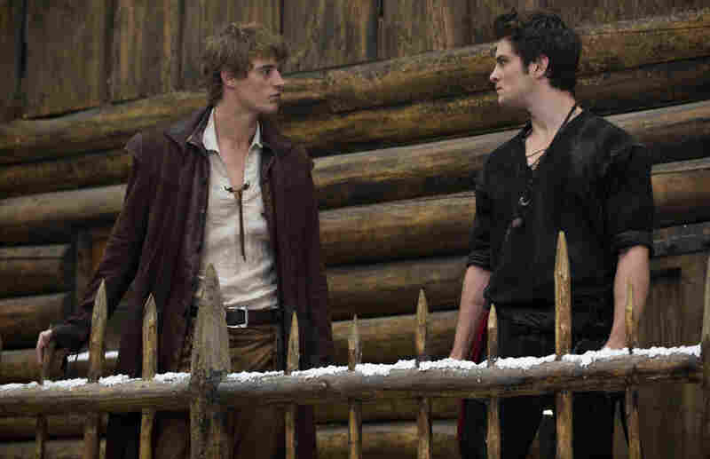 Beef, Meet Cake: Max Irons and Shiloh Fernandez are Henry and Peter — now stop that eye-rolling — one of whom may be a wolf.