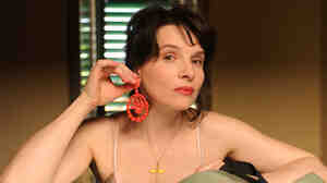 """In Abbas Kiarostami's Certified Copy, Juliette Binoche plays a gallery owner who pretends a British author, played by William Shimell, is her husband for an afternoon. """"If you love the idea that our relationships are fluid, the movie will ping-pong around your mind for days,"""" says David Edelstein."""
