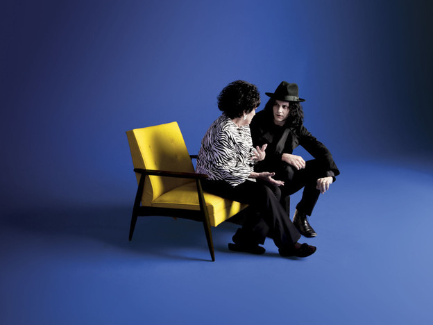 Wanda Jackson teamed with Jack White for her latest album, <em>The Party Ain't Over</em>.