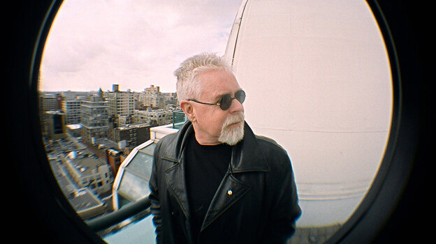 Singer-songwriter Bruce Cockburn's 31st album is called Small Source of Comfort.