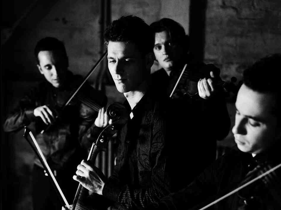 The Ebene Quartet broadens the quartet form in their new album.