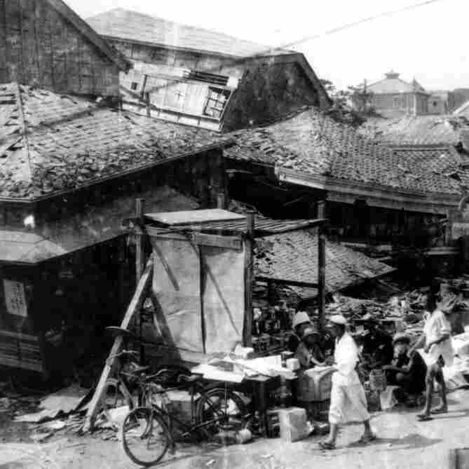 A 1923 earthquake leveled much of Tokyo and Yokohama, Japan, killing more than 140,000 people.