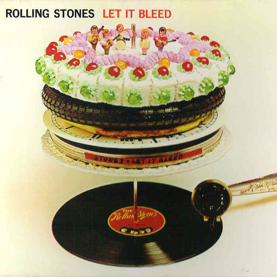 Let It Bleed by The Rolling Stones.