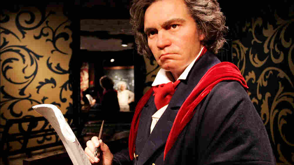 Beethoven: your spiritual guide to the classical internet.