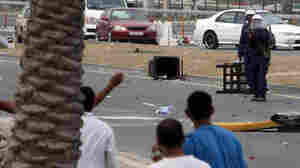 Foreign Troops Enter Bahrain To Quell Protests