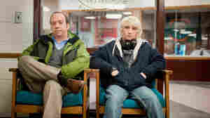 Win Win questions just how far small-town lawyer and high school wrestling coach Mike Flaherty (Paul Giamatti, left) will go to ensure a winning team. He has taken in a client's grandson (Alex Shaffer) — a talented but troubled teen.