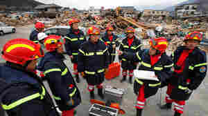 China Acts Fast In Aiding Japan Post-Earthquake