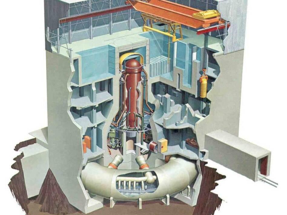 Interactive  A Visual Guide Inside Japan U0026 39 S Reactors