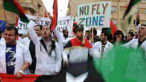 Libyan Rebels Losing Ground