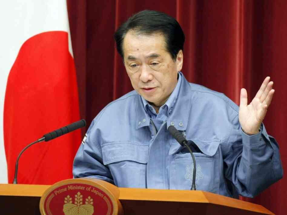 "Japanese Prime Minister Naoto Kan has reportedly demanded that executives from Tokyo Electric Power Co. answer the question: ""What the hell is going on?"""