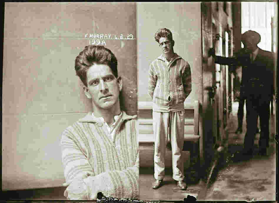 "Harry Williams was sentenced to 12 months of labor in March, 1929, for breaking, entering and stealing. In a 1930 entry in the New South Wales Criminal Register, he is described as a housebreaker and thief. ... Although he ""consorts with prostitutes"" and ""frequents hotels and wine bars..."" he is described as being of ""quiet disposition."""
