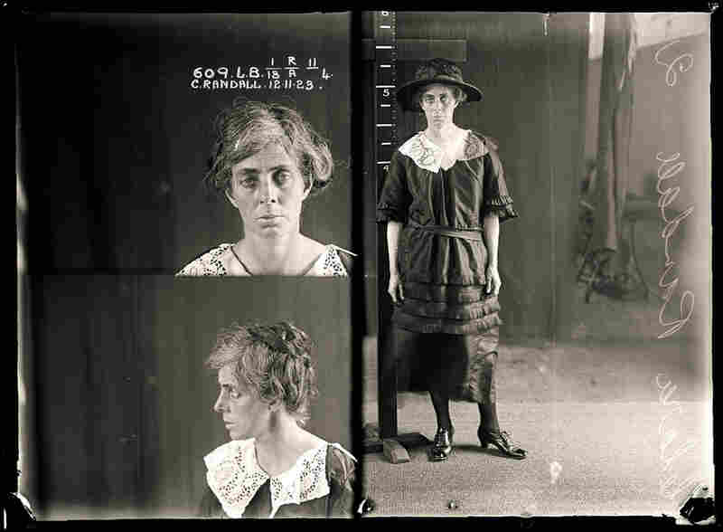 Clara Randall worked as a traveling saleswoman for a jewellery company. She reported to police that her flat had been broken into and a quantity of jewellery stolen. It was later discovered she had pawned the jewellery for cash. A career criminal, Randall was sentenced to 18 months with labor.