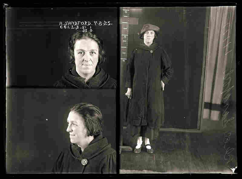 "Many women, like Alice Sandford, capitalized on laws restricting the sale of alcohol after 6 pm by setting up ""sly-grog shops:"" premises in which alcohol was sold illegally at exorbitant prices. The details of Sandford's conviction have been lost. Charged with: selling liquor without a license."