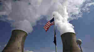 The cooling towers of Three Mile Island's Unit 1 plant pour steam into the sky in Middletown, Pa.  In 1979, Three Mile Island's Unit 2 nuclear power plant was the scene of the nation's worst commercial nuclear accident.